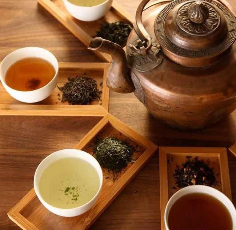 Японские чаи