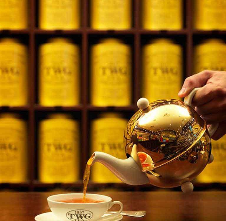 Чай TWG