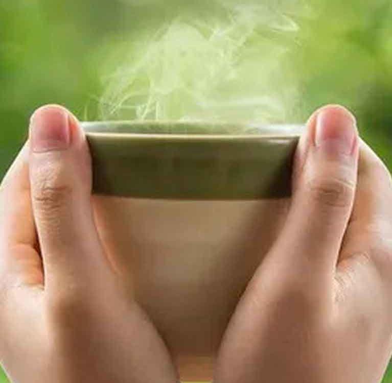 Горячий чай против глаукомы