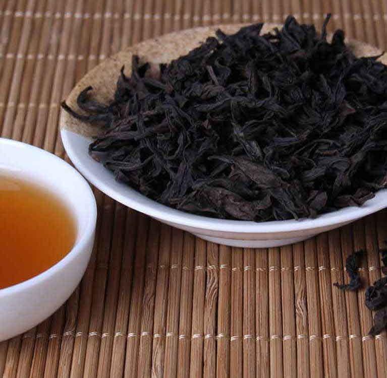 Черные китайские чаи