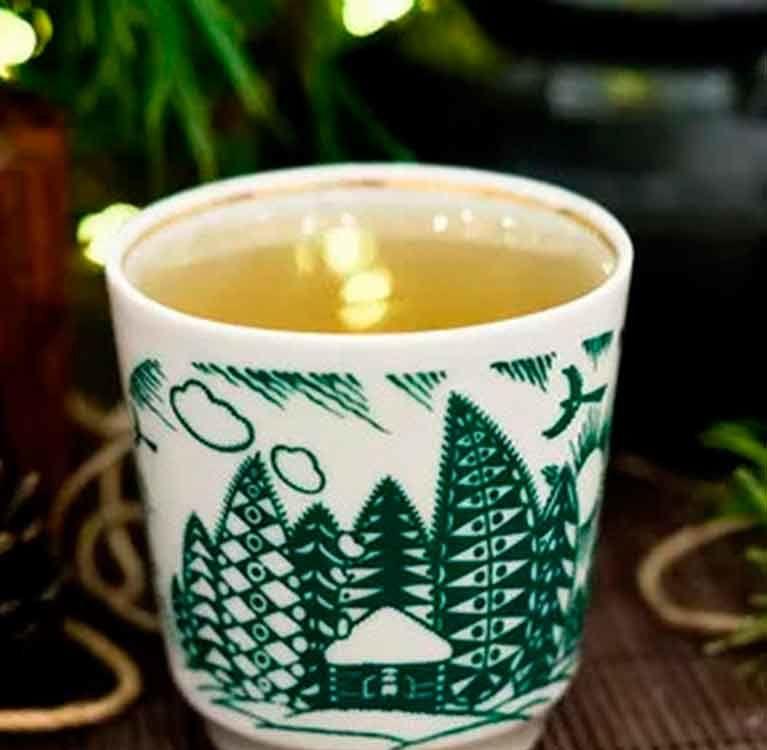 Как чай попал в Сибирь