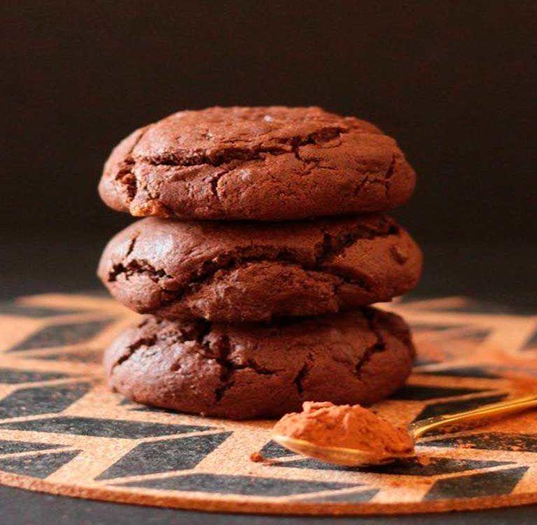Печенье с Nutella и шоколадом