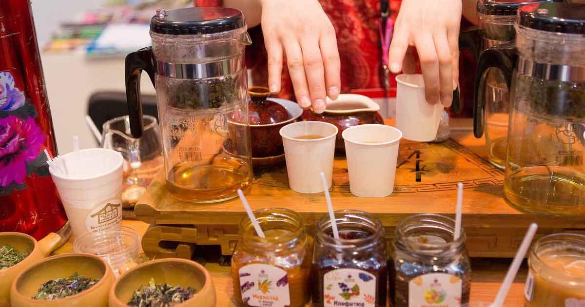 Coffee&Tea Russian Expo – событие года для профессионалов индустрии кофе и чая