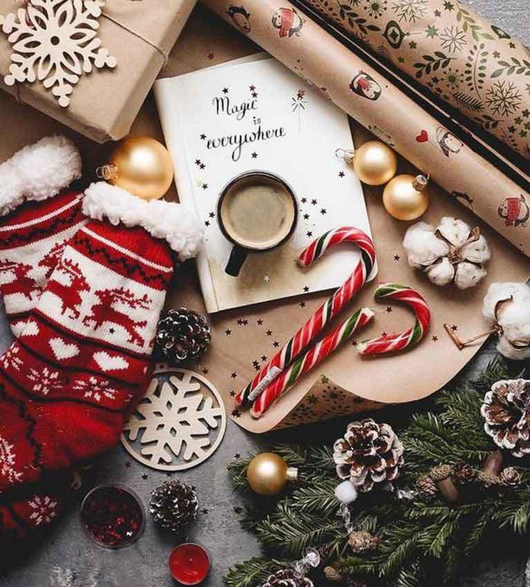 Рождество и чай в Англии