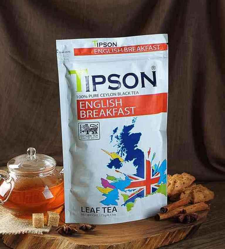 «Английский завтрак»: появление любимого напитка