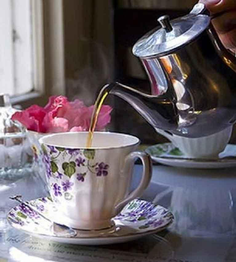 В Британии перестают пить чай