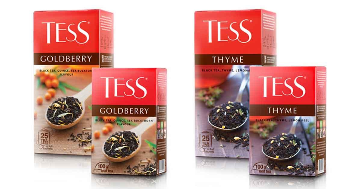 Новинки TESS