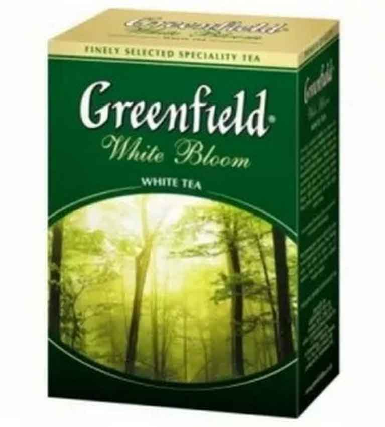 Белый чай Greenfield