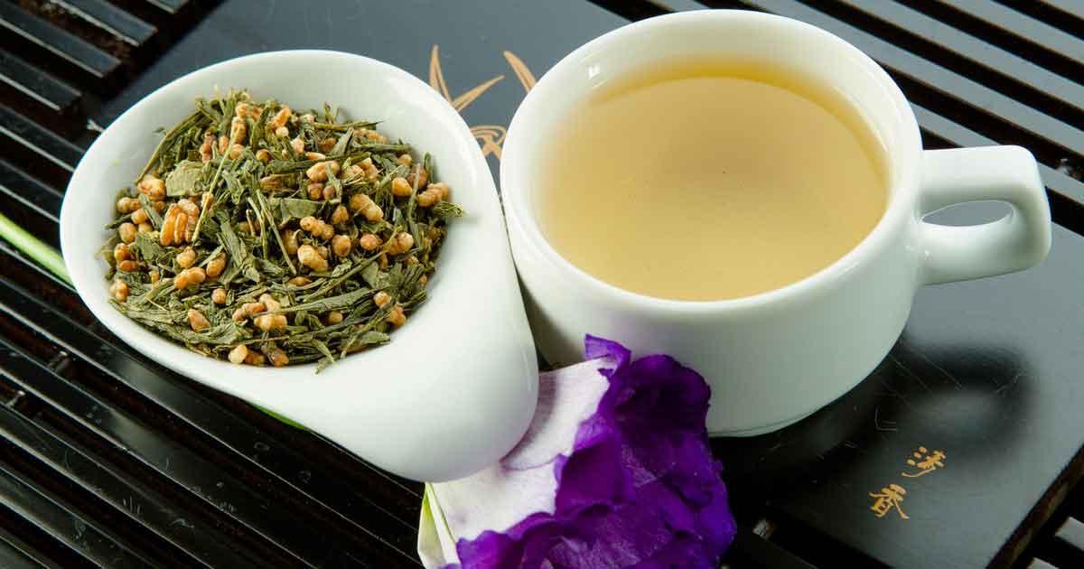 Японский чай. Несенча