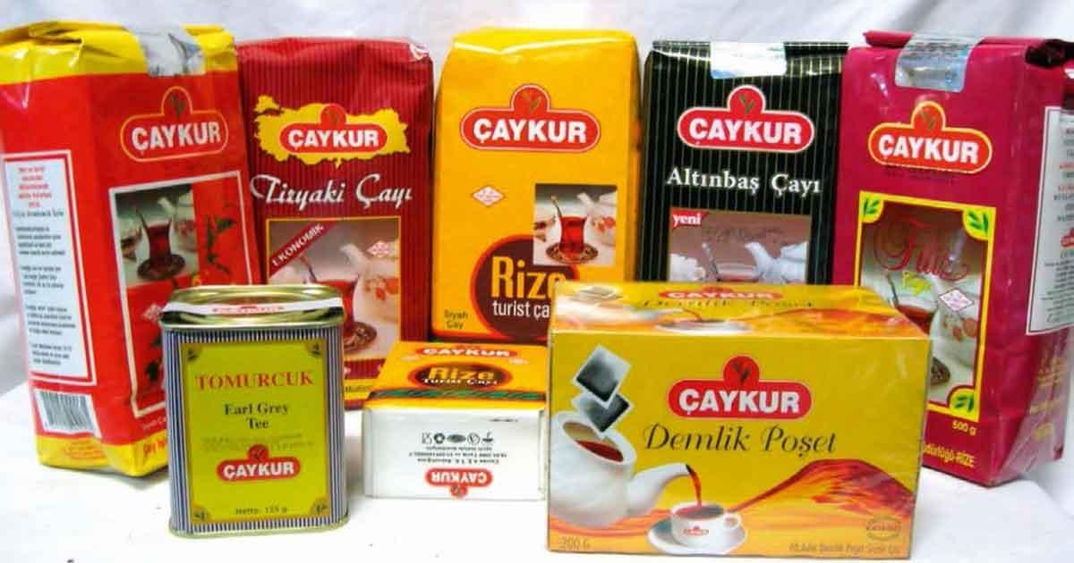 В России появится турецкий чай Caykur