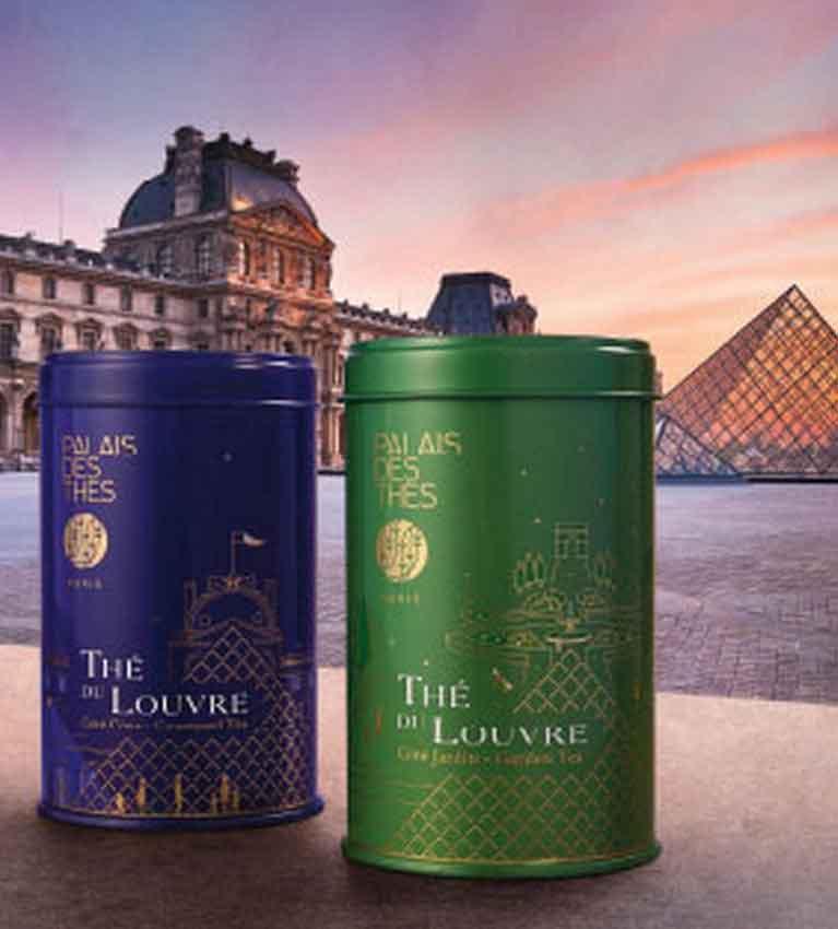 Французские компании дебютируют новые чаи