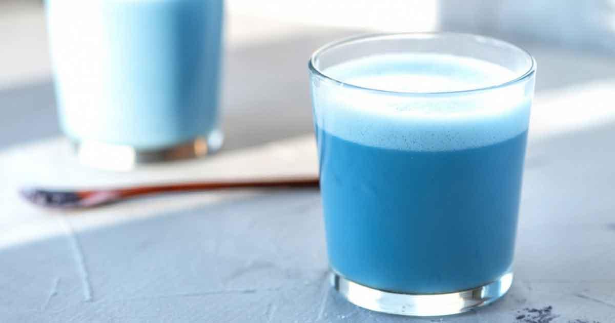 Голубая Матча