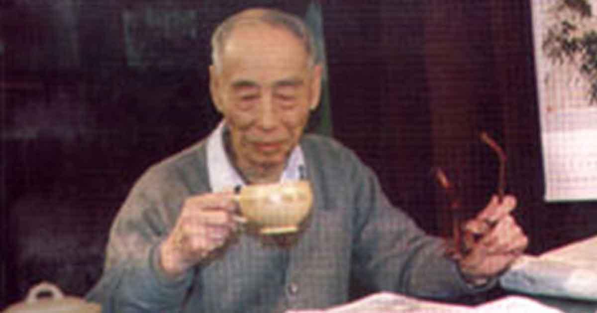 У Цзюэнун, чайный мастер современности