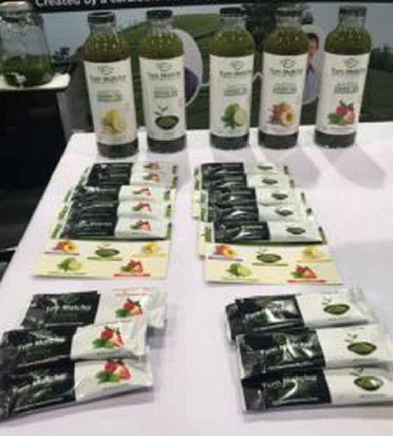 Matcha в креативных форматах на World Tea Expo