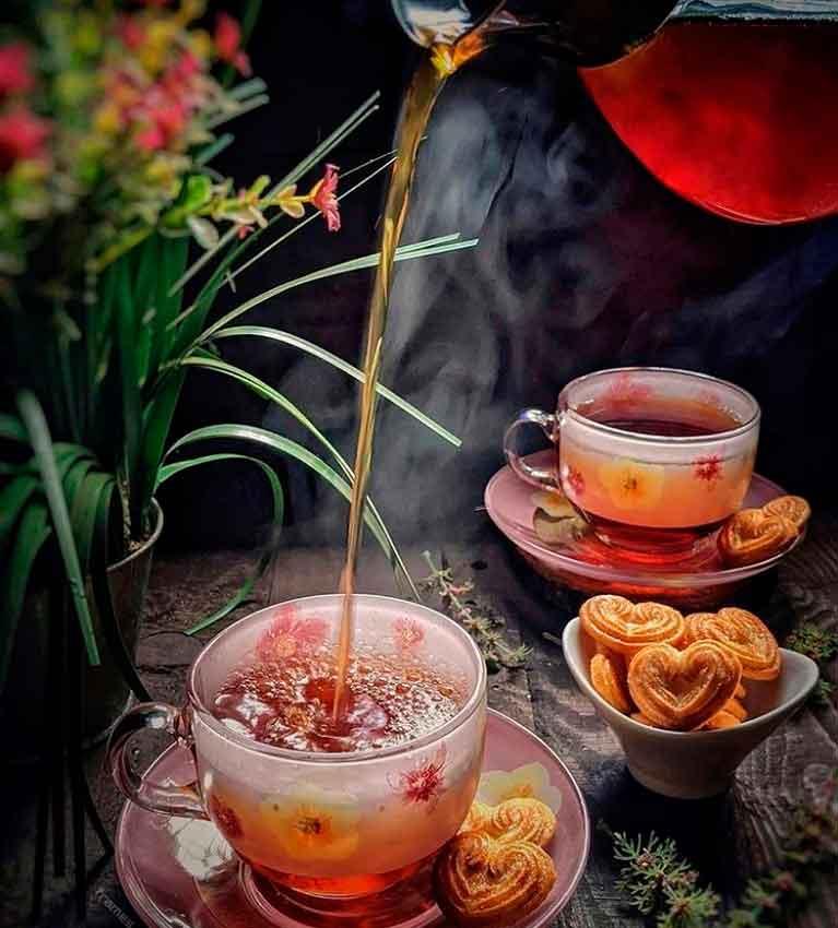 Исследования: 80% британцев пьют чай, чтобы улучшить настроение