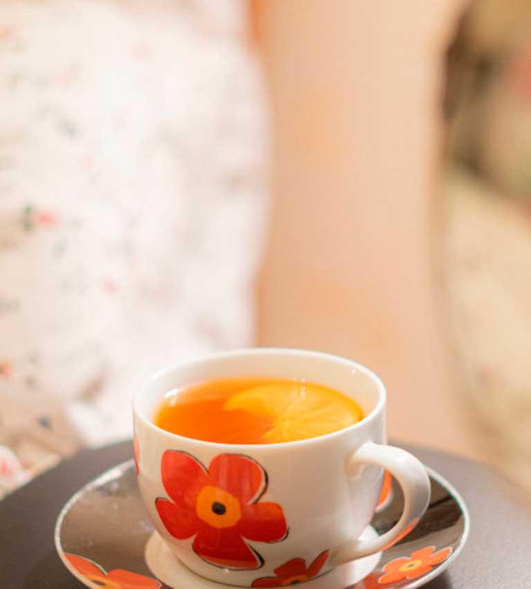 Немецкие ученые назвали рецепт чая, подавляющего активность COVID-19