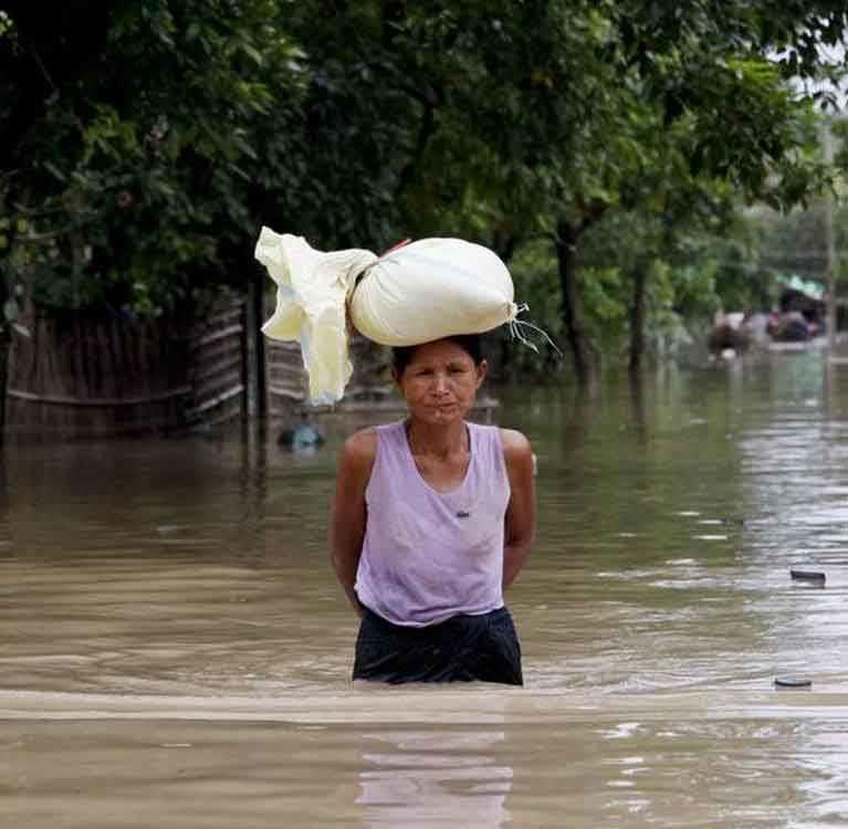 Цены на Дарджилинг снижаются по мере роста паводковых вод в Ассаме