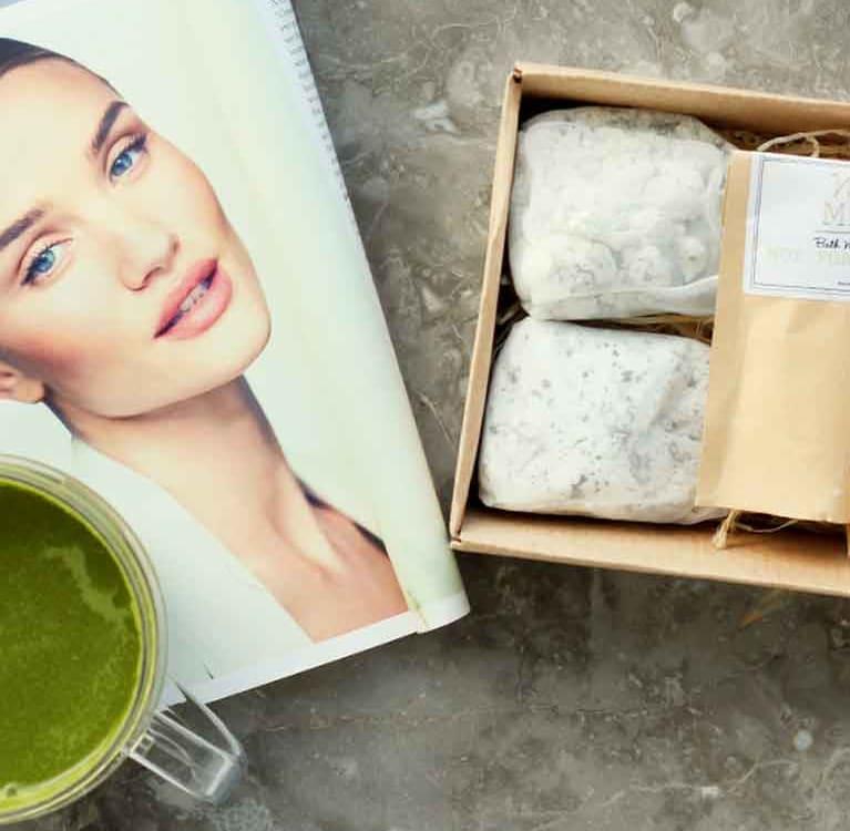 Зеленый чай в косметике