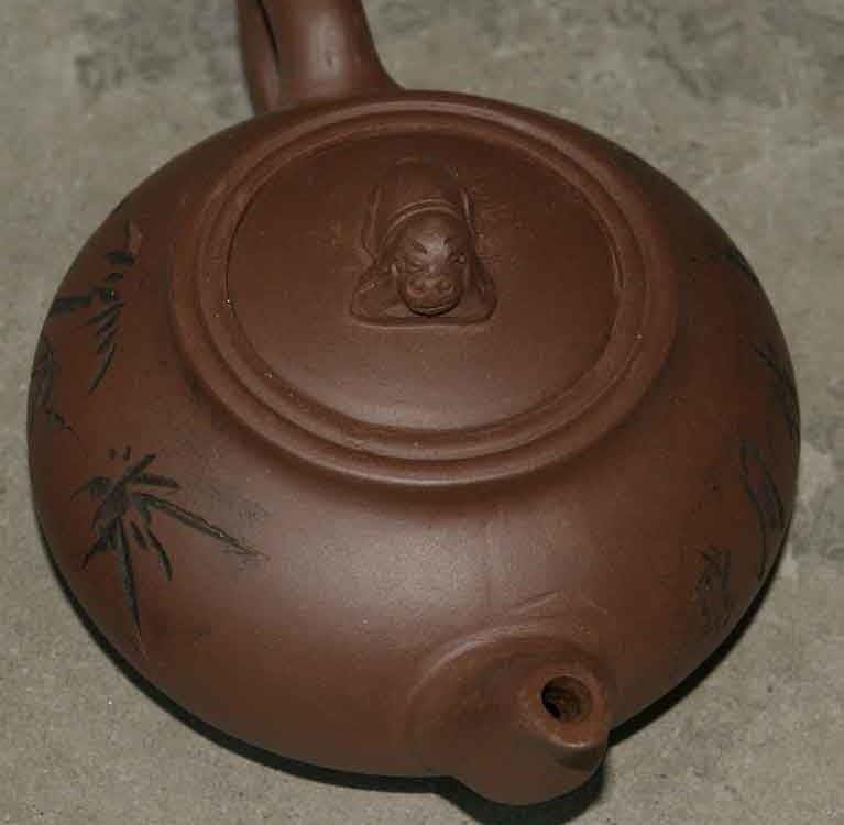 Исинский чайник Цзы Ша