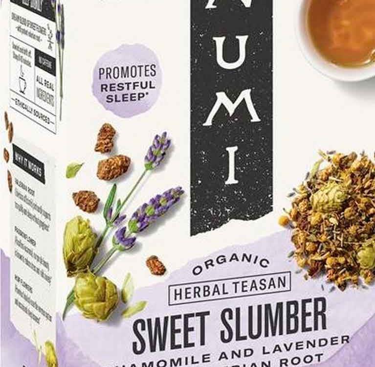 Numi Organic Tea Unveils Plant-Based Packaging