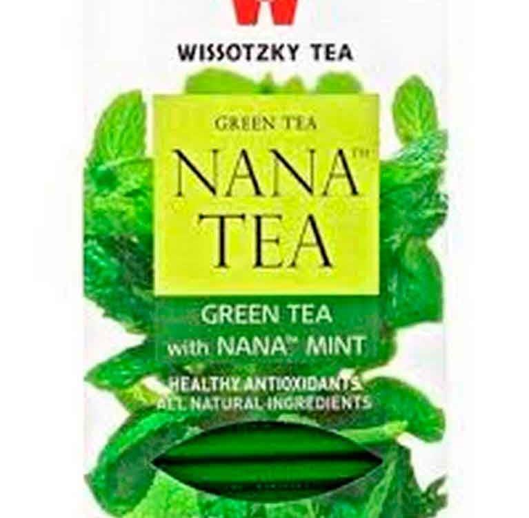 Wizzotsky Tea adds nana mint range