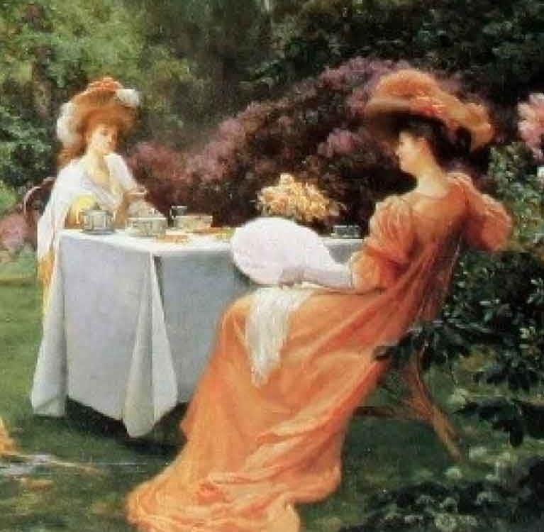 Великая чайная дискуссия и Движение воздержания