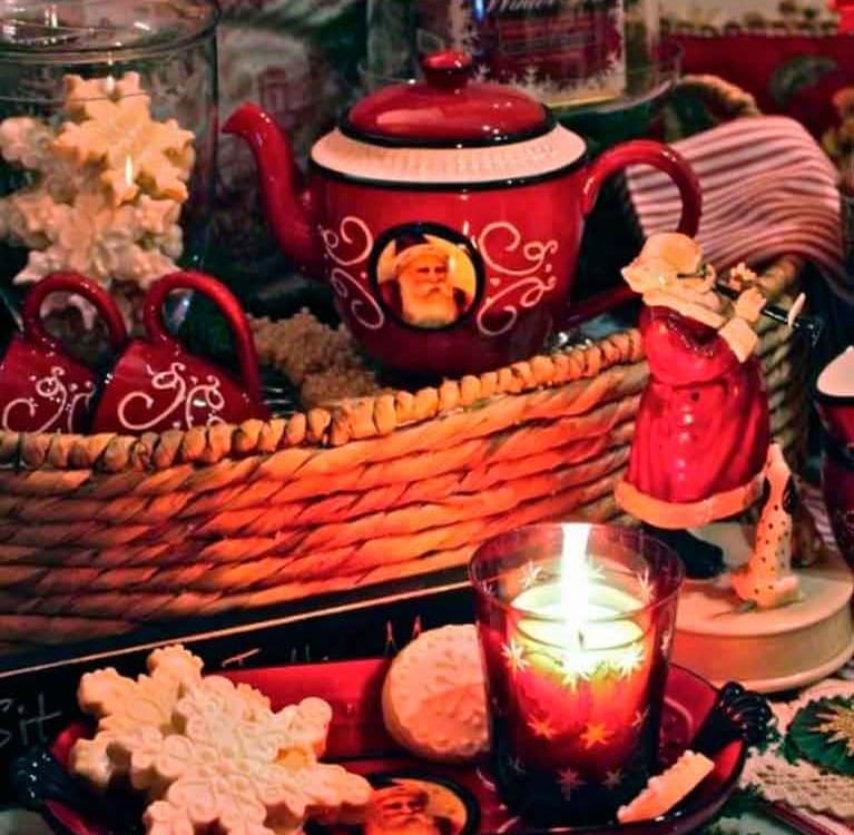 Праздничные Чайные Традиции