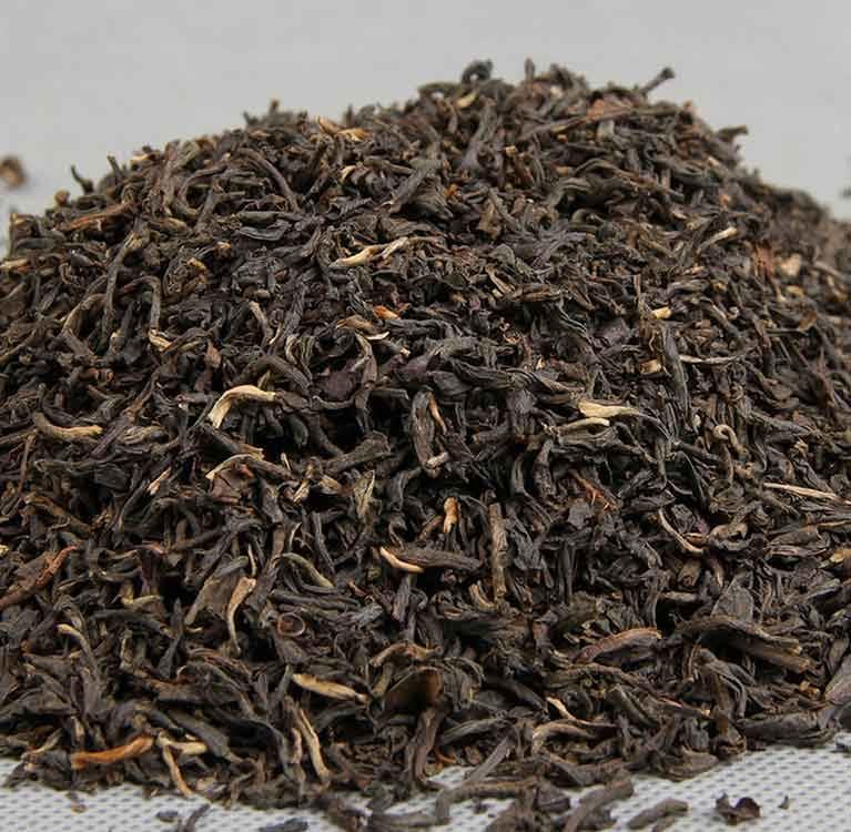 Юньнаньский черный чай