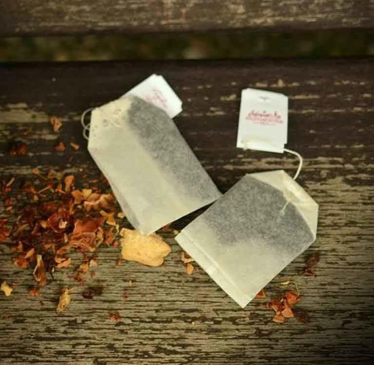 История пакетика чая