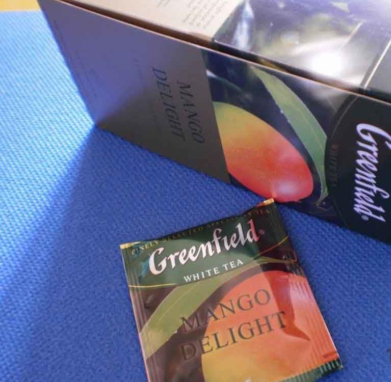 Tea Greenfield Mango delight