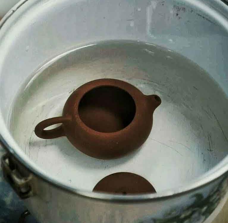 Воспитание чайника янху
