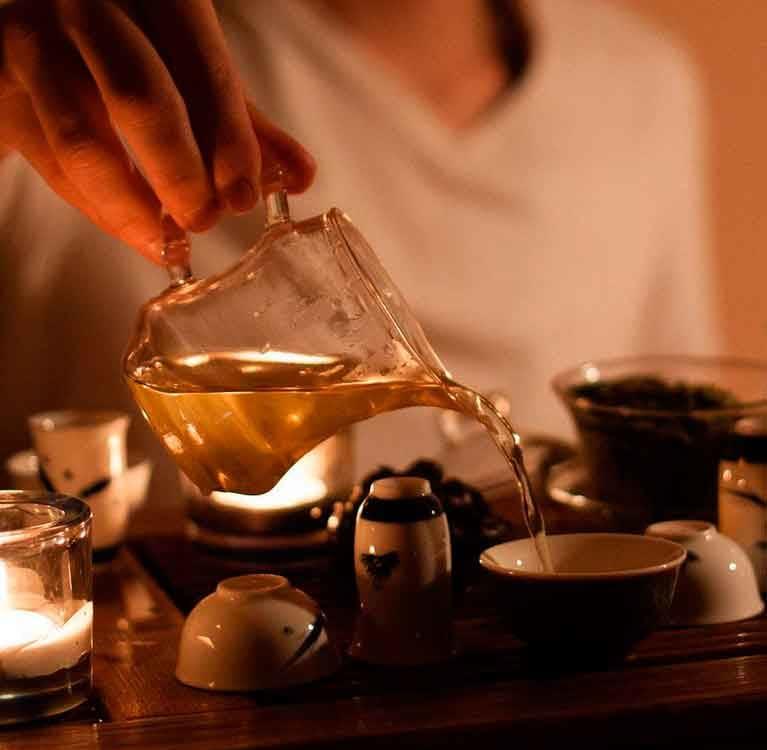 Эйфорическая дегустация редкого чая