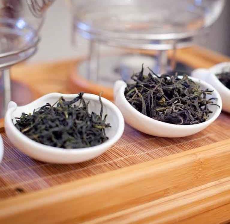 Контрафактный чай