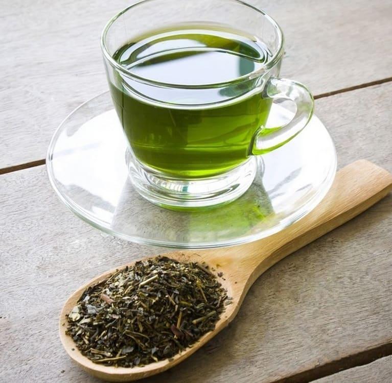 Зеленый чай как панацея