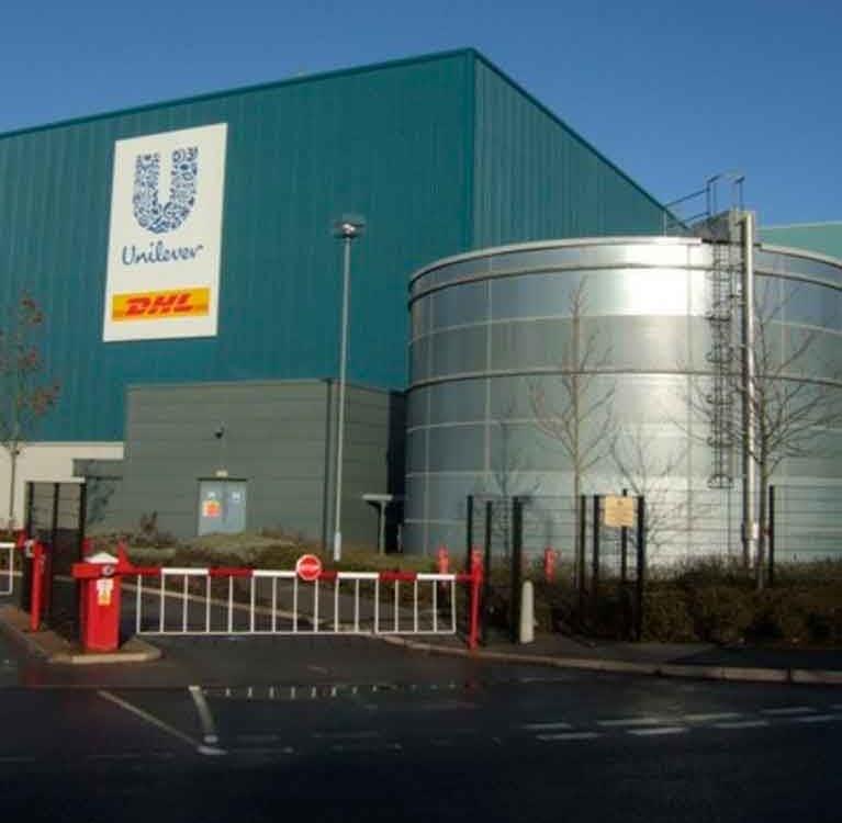 Unilever открыл чайную фабрику в Украине