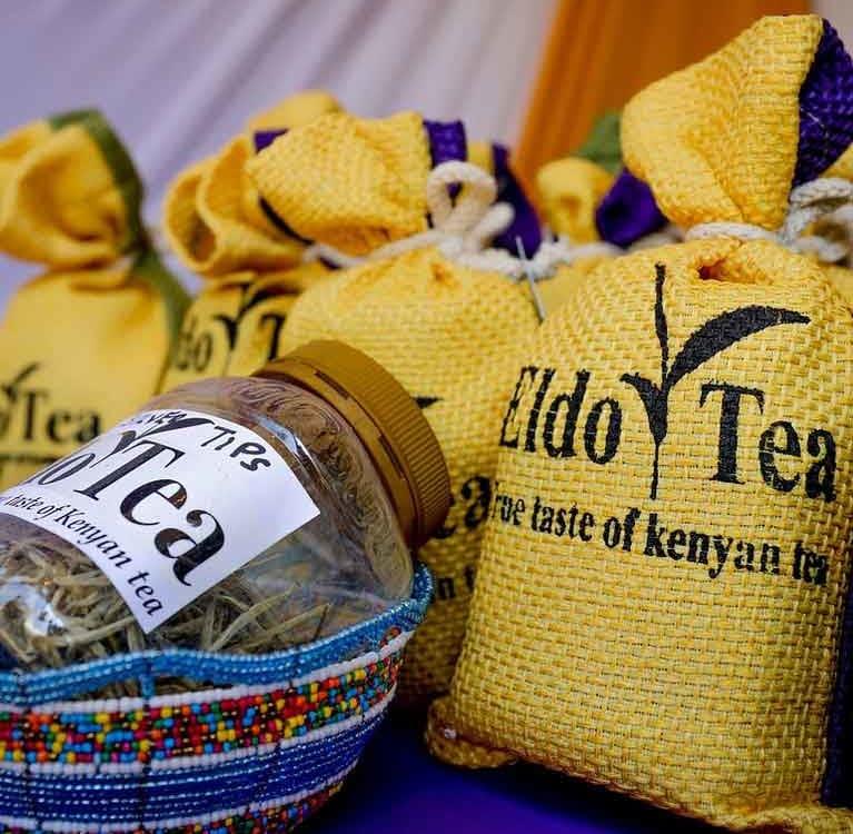 Инновации в кенийских чаях