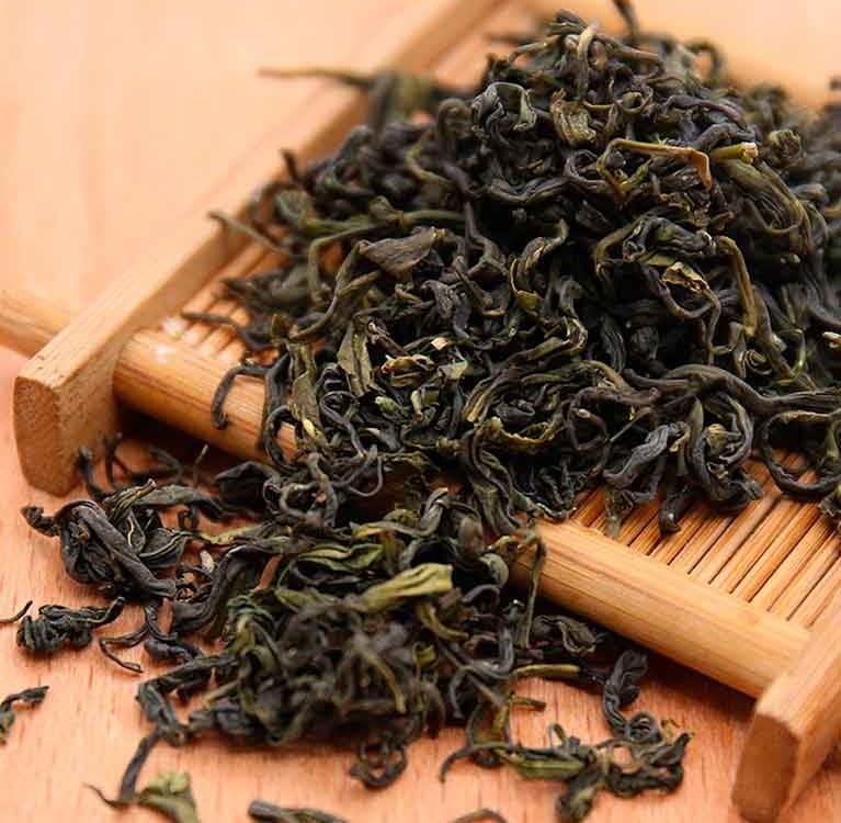 Немного о циндаоских зелёных чаях