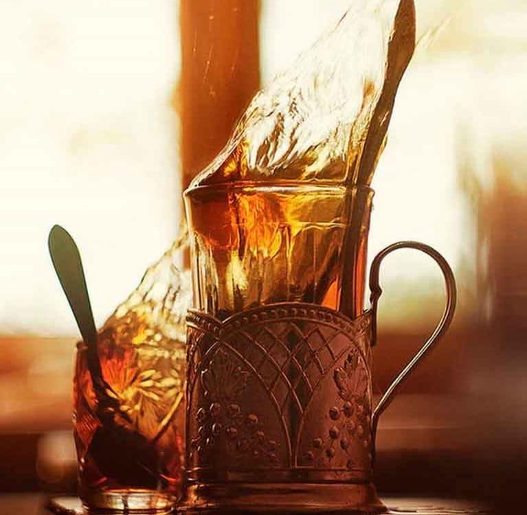 Старый чайный свет и Новый чайный свет