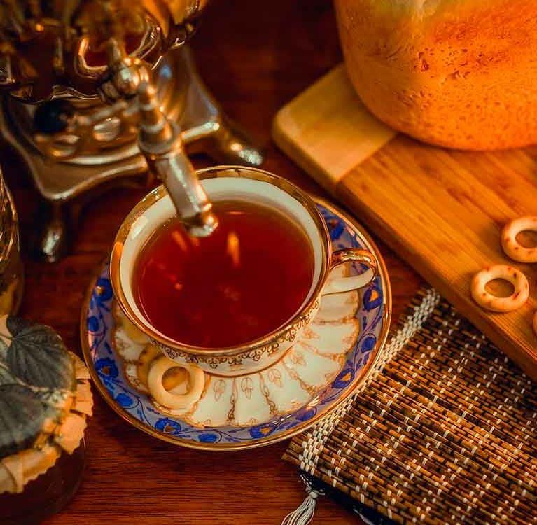 О российском чайном сообществе