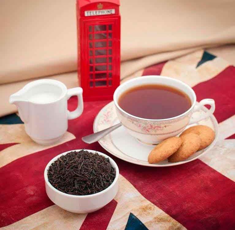 В Британии придумали рецепт идеального чая