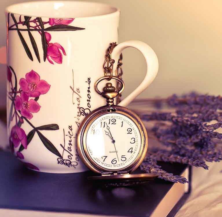 Золотые периоды потребления различных чаев
