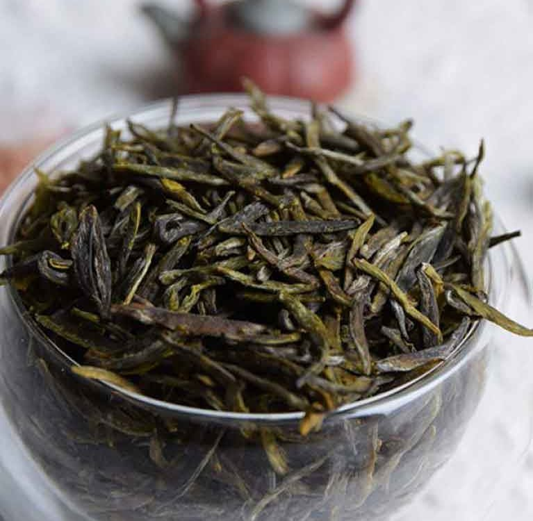 Чай Мендин. Mengding Tea