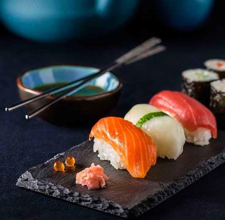 Виды чая к суши