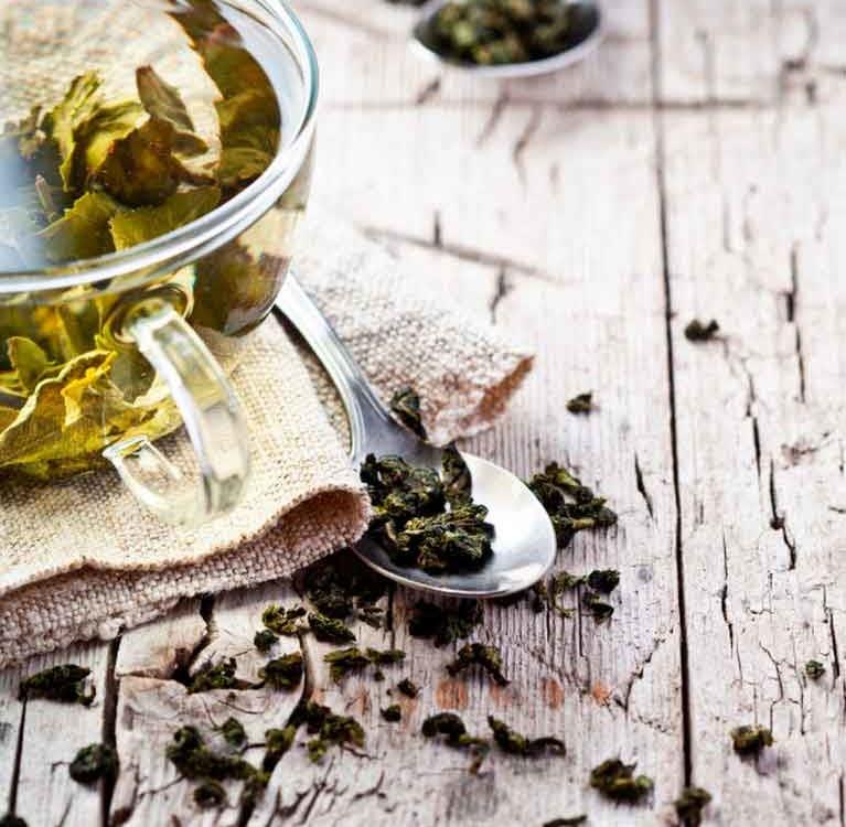 Полифенолы зеленого чая лежат в основе роста косметики чая
