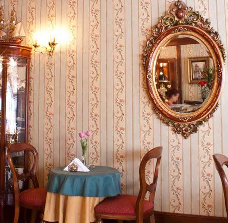 Лучшие в мире чайные салоны