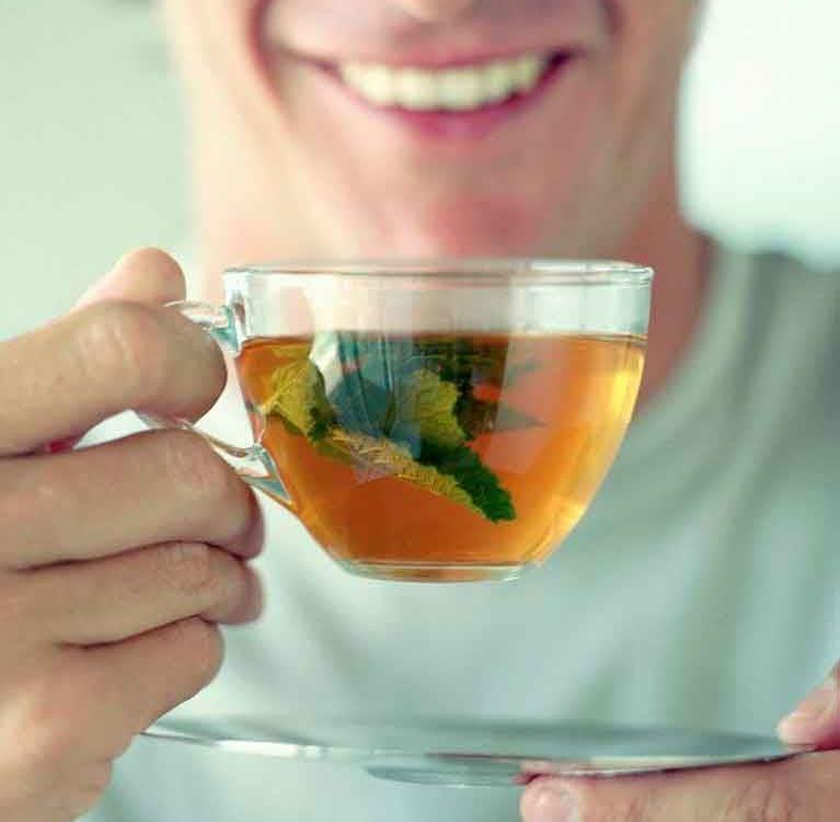 Польза зеленого чая для спортсменов