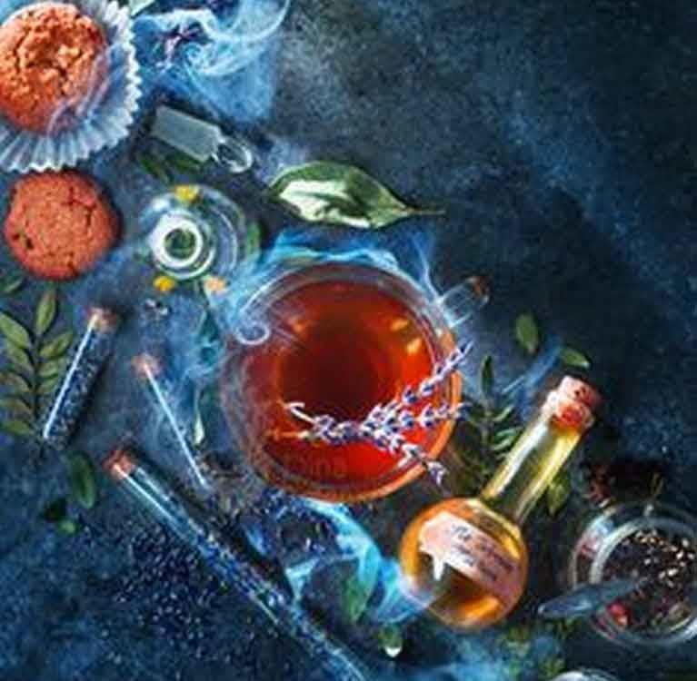Чай: сюрпризы в биохимии и фармакологии