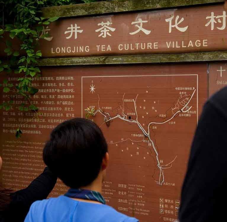 Технология производства высокосортного чая «Лунцзин» (Колодец дракона)