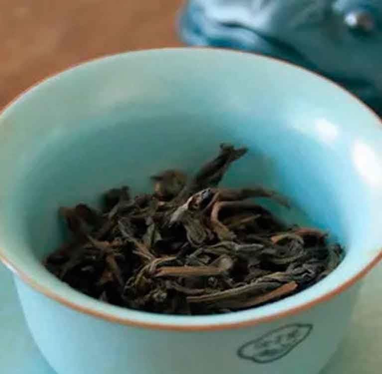 Восемь бессмертных и чай У И Ба Сянь