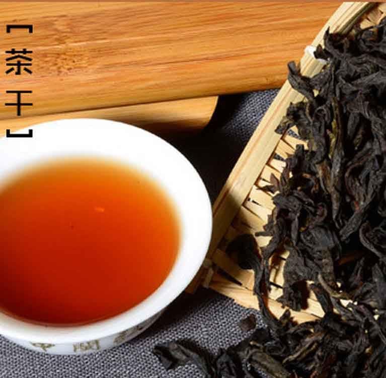 Идентификация красного чая по внешнему виду